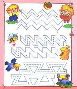 pre-writing games for preschool