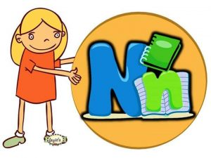 preschool-big-and-small-letter-n-printable