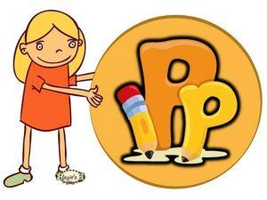 preschool-big-and-small-letter-p-printable