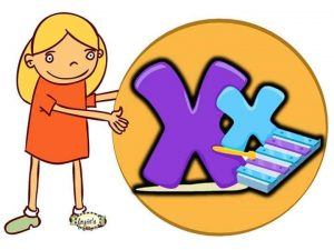 preschool-big-and-small-letter-x-printable