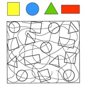 shapes coloring pages (3)