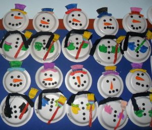 snowman-bulletin-board-ideas-for-preschool
