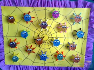 spider-bulletin-board