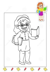 teacher-coloring-page