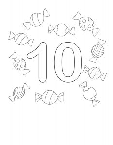 ten-coloring-page