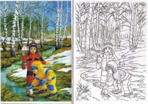 winter-coloring-activity