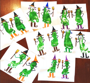 ideas-to-make-halloween-witches-with-easy-arts