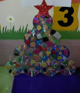 cd-christmas-tree-craft