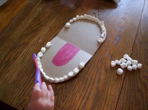 teeth-craft-ideas-for-kids-2