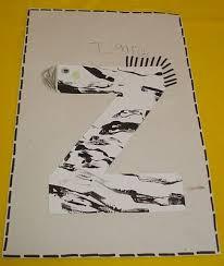 z-is-for-zebra-craft