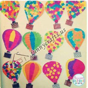 air-balloon-bulletin-board-idea