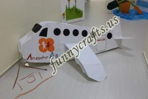 air-plane-craft-idea