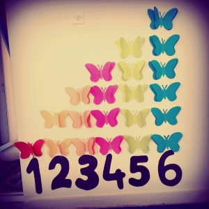 butterfly-number-craft