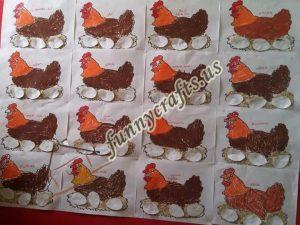 chicken-bulletin-board