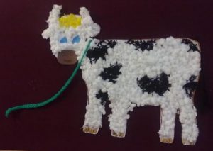 cotton-ball-cow-crafts-for-kids