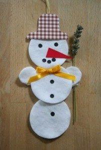 cotton-pad-snowman-craft-1