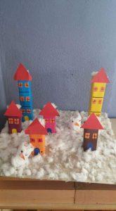 cotton-snowman-craft