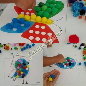 creative-activities-using-pompoms-for-toddlers