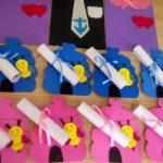 Graduation crafts for preschoolers