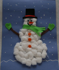 cute-cotton-ball-craft-ideas