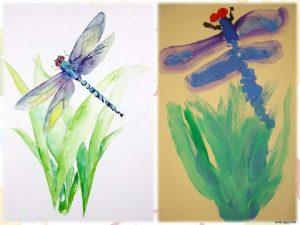 dragonfly-art-activity
