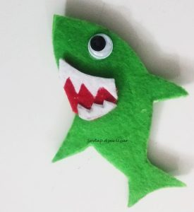 felt-shark-craft
