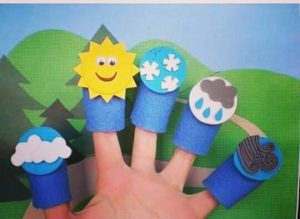 finger-puppet-weather-craft