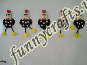 foam-chicken-craft
