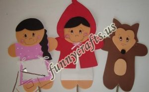 foam-little-red-riding-hood-craft-1