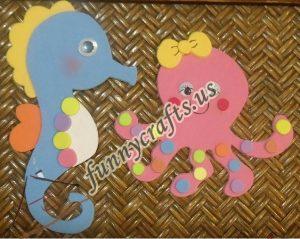 foam-seahorse-craft