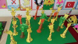 giraffe-craft