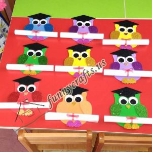 graduation-owl-craft-ideas-2