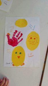 handprint-chicken-art