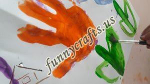 homeschool-handprint-flower-art-idea-11