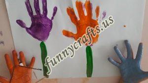 homeschool-handprint-flower-art-idea-8