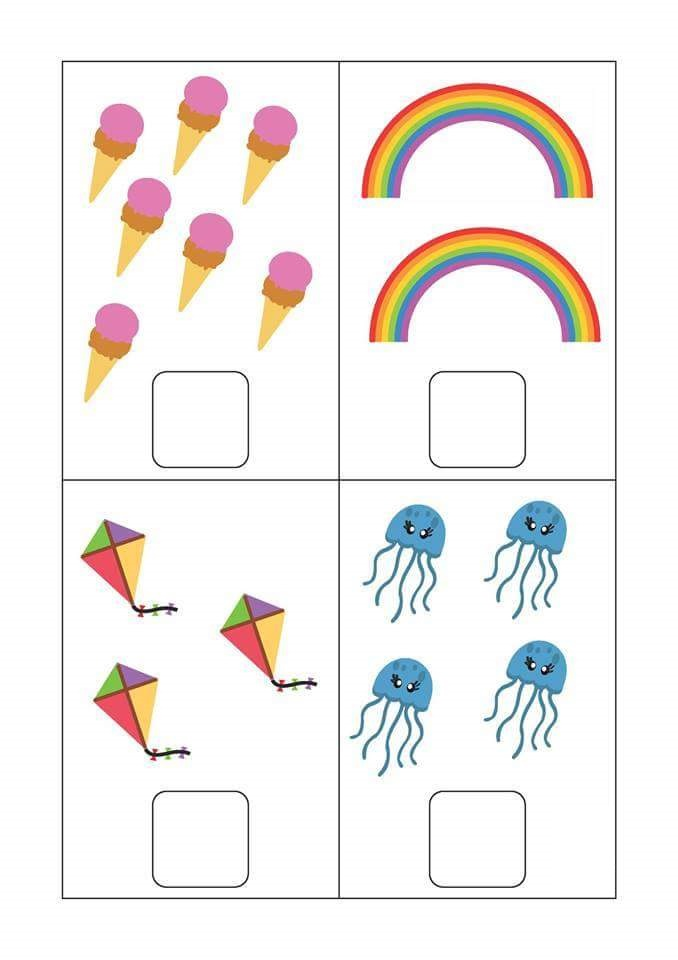 Kindergarten math worksheets » kindergarten-addition-and-subtraction ...