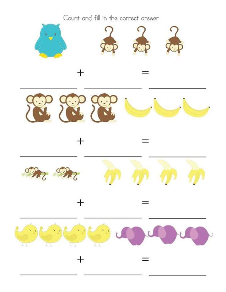 Kindergarten math worksheets » kindergarten-subtraction-worksheets ...