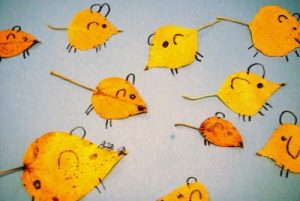 leaf-mouse-craft
