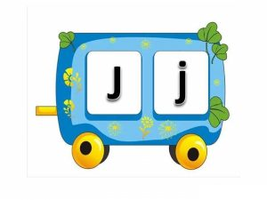 learn-letter-j-with-the-train