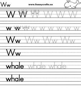 letter-w-handwriting-worksheets-for-preschool-to-first-grade