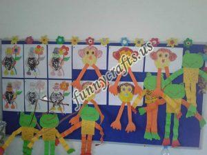 monkey-bulletin-board-idea