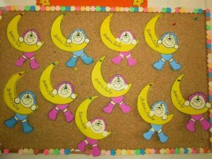 moon-bulletin-board-idea