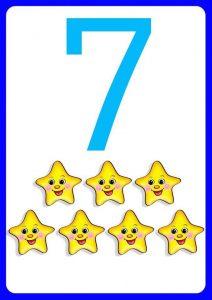 number-seven-poster
