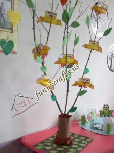owl-tree-craft