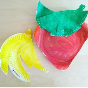 paper-plate-banana-craft