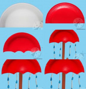 paper-plate-umbrella-crafts-for-kids-4