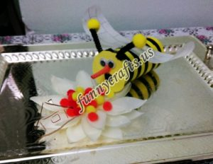 paper-roll-bee-craft-idea