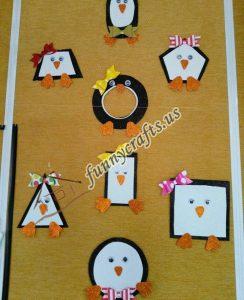 penguin-shapes-craft