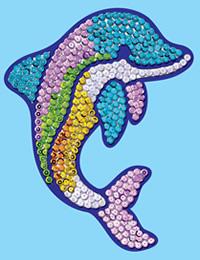sequin-magic-dolphin-craft