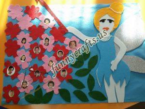 teacher-and-children-bulletin-board-idea